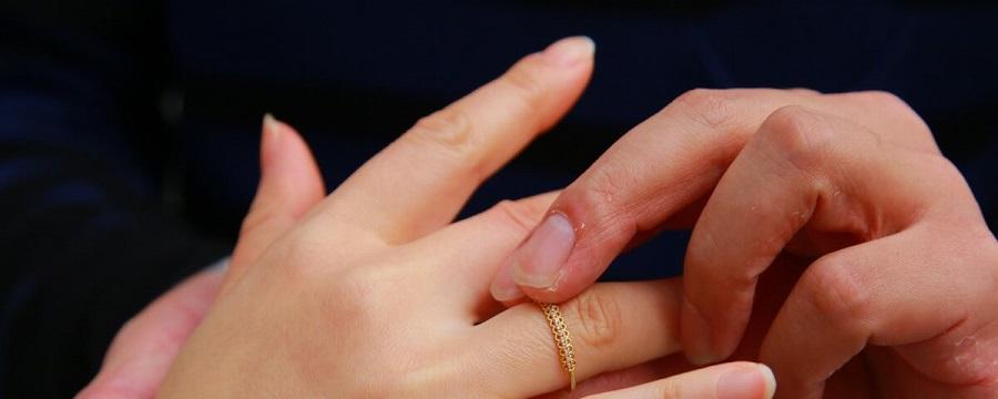 指輪 つける 位置 意味